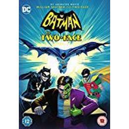 Batman Vs. Two Face [DVD] [2017]